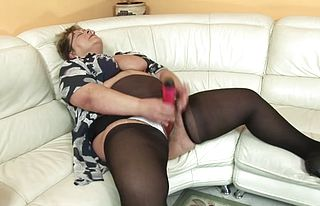 Big tits,granny,hairy,sex toys,chubby,big cock