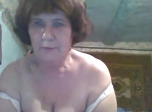Grannies,mature,russian
