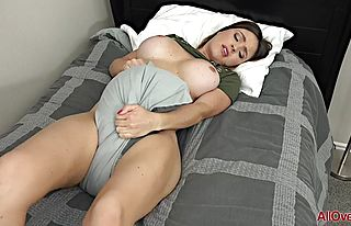 Hot Gilf Solo Masturbation
