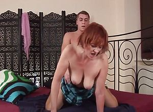 matures,redheads