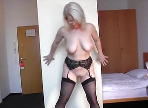 Straight,german,amateur,blonde,big Tits,stockings,european,mature,cunnilingus,face sitting